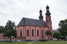 Peterskirche in Mainz
